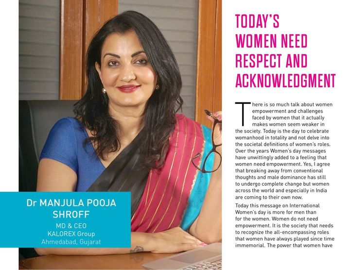 Shared my thoughts on #WomensDay with Brainfeed Magazine as part of their special issue. Happy Women's Day! #MPS #Edupreneur #Kalorex http://online.fliphtml5.com/odxsw/ewfj/#p=39