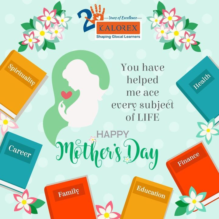 Happy Mother's Day  #MPS #MothersDay #Kalorex