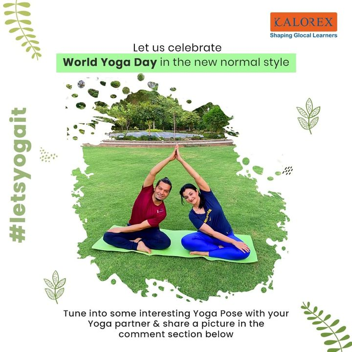 With International Yoga Day just round the corner, we urge every one of you to awaken your love for yoga because no one is too young or too old to do yoga!  Let us celebrate this Yoga Day in a new light making the most of the virtual means.   All you need to do is revive, reinvent and flaunt your yoga poses! Capture Yoga pictures specially with your Yoga Partner and share it in comment section!  #staysafe #StayHealthy #letsyogait   #letsyogait #yogaday #internationalyogaday #yogaislife #yogaisawayoflife #letsdoyoga #flauntyouryogaposes #healthyliving #manjulapoojashroff #SHROFFism #dpsbopal #kalorexgroup #yforyoga #yogavideos #yogawithmps #MPS