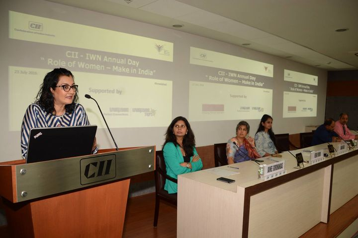 CII-IWN Second Annual Day. Thanks to all the accomplished speakers.