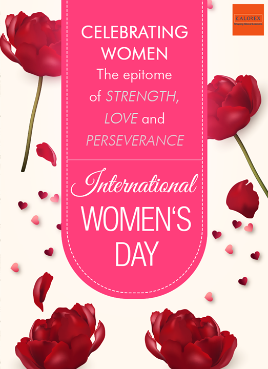 Happy Women's Day to all you incredible women out there!  #InternationalWomensDay