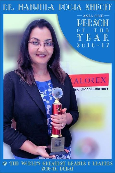 Received the 'Person of the Year' award @ the World's Greatest Brands & Leaders 2016-17, Dubai hosted by Asia One magazine.  #Edupreneur #AsiaOneMagazine #awards #Dubai