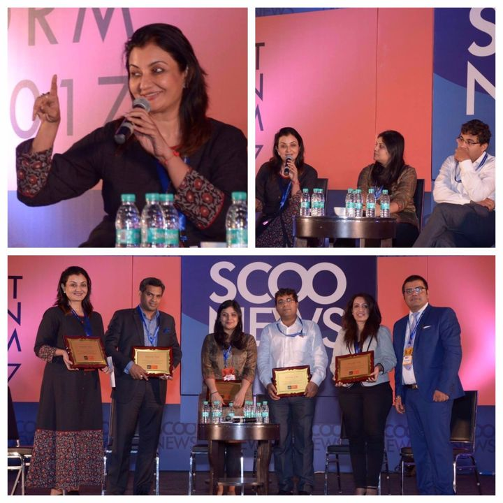 What's the fuss about technology? - Decoded this topic in the panel discussion @the ScooNews Global Educators Fest  #SGEF2017 #MPS #Edupreneur #education