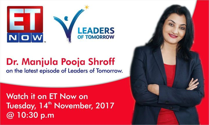 ET Now interviewed me for their show 'Leaders of Tomorrow'. It will air on 14th November, TUESDAY.  #MPS #Edupreneur #LeadersOfTomorrow