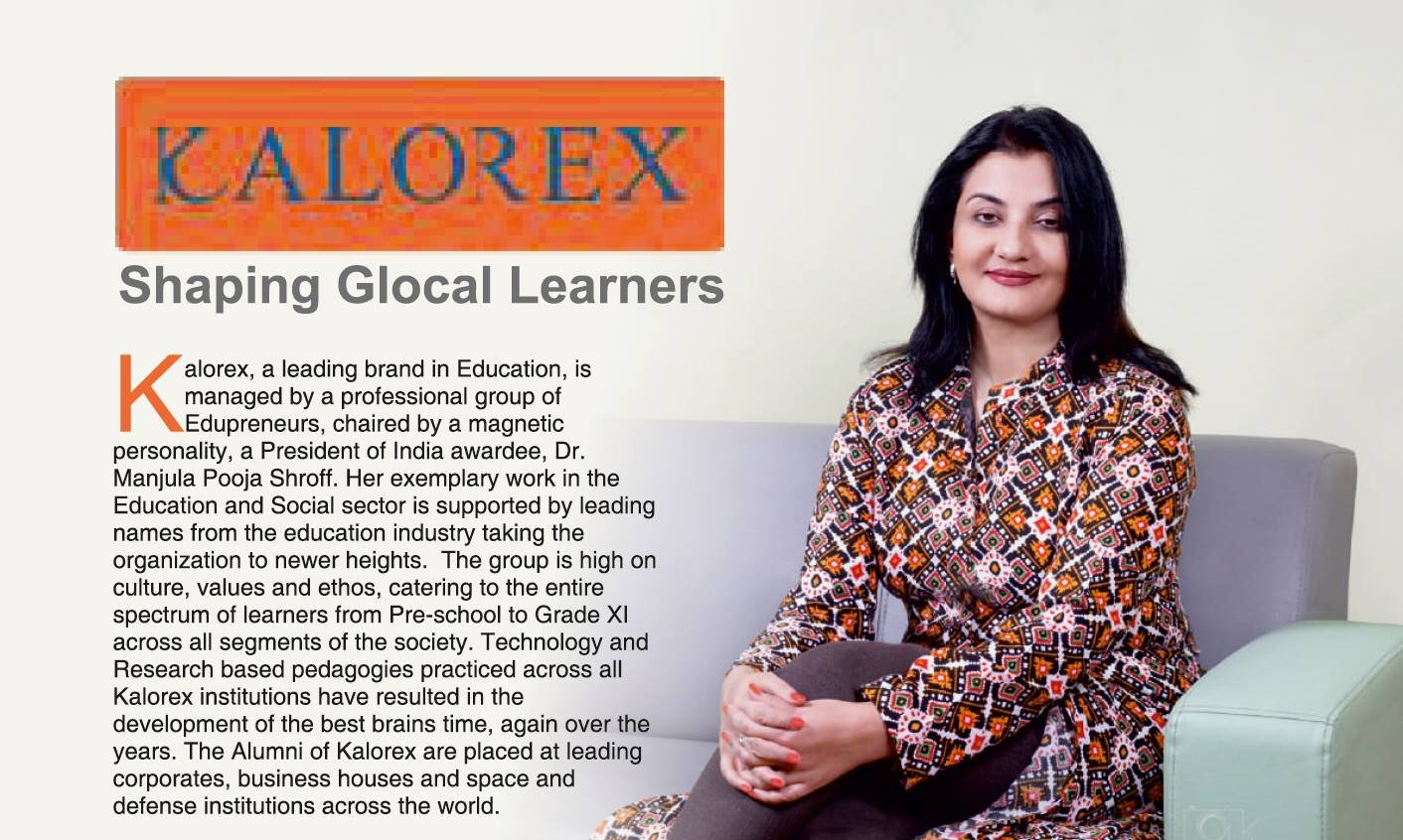 Featured in the special edition of #EducationToday magazine (Pg 26-29) #MPS #Edupreneur #Kalorex
