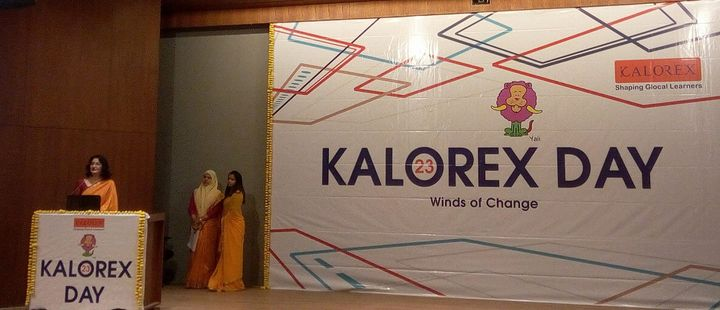 The #23rdKalorexDay is underway..  #MPS #Kalorex #KalorexDay #education #India