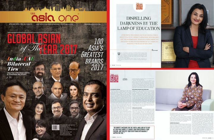 Received the prestigious title of '#GlobalAsian of the Year 2017' and #Kalorex has been recognized as one of 100 Asia's Greatest Brands 2017 by AsiaOne Magazine. #MPS