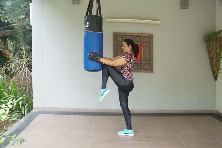 My Latest Fitness Regime: Flexibility, Strengthening & Endurance all rolled into one. Mixed Martial Arts [MMA] [Kickboxing]