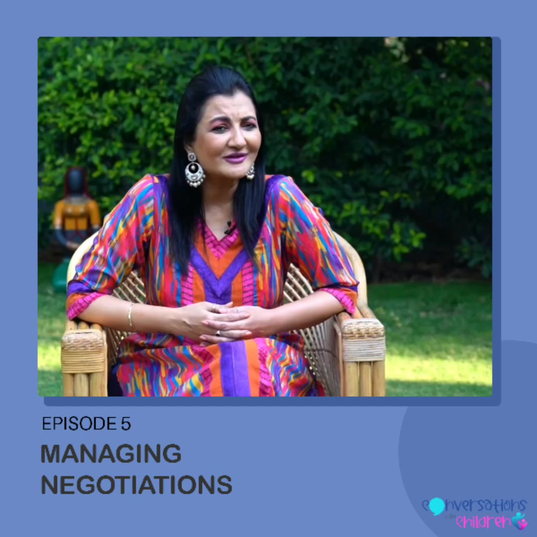Negotiations with children – sounds quite a paradox, doesn't it? If you treat children as children, you will always be giving in. And, giving in won't get you anywhere.  To learn more... ENROL NOW https://www.ekalacademy.com/conversations-with-children/  . . . . . . #family #kids #familybonding #onlinecourse #parentingcourse #parentingtips #education #learnfromhome #learnonline #learning #onlineclasses #edupreneur #parenting #parentinghacks #parentingadvice #conversationwithchildren #conversations #kidspsychology #development #children #millenialmom #millenialparenting #parentingproblems #happyparenting #healthyparenting #understandingkids