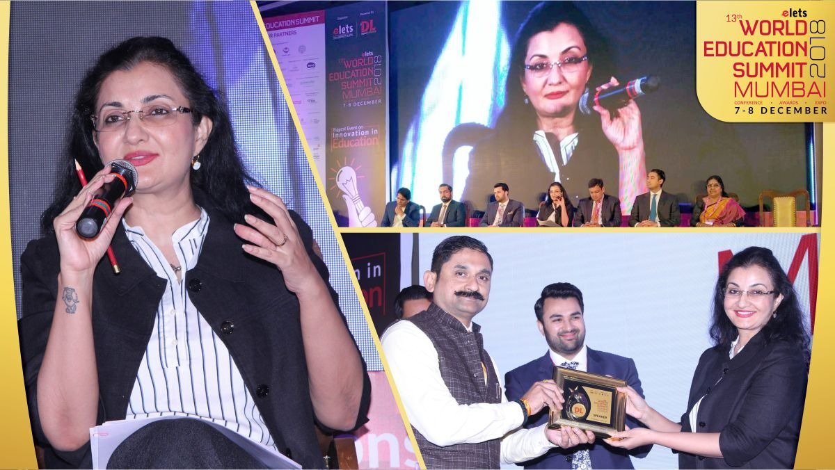 A worthwhile discussion on the revolutionary changes in the education industry at the 13th World Education Summit 2018.  #MPS #Edupreneur #WESMumbai #education #Kalorex #India https://t.co/LfJxgGCzbS