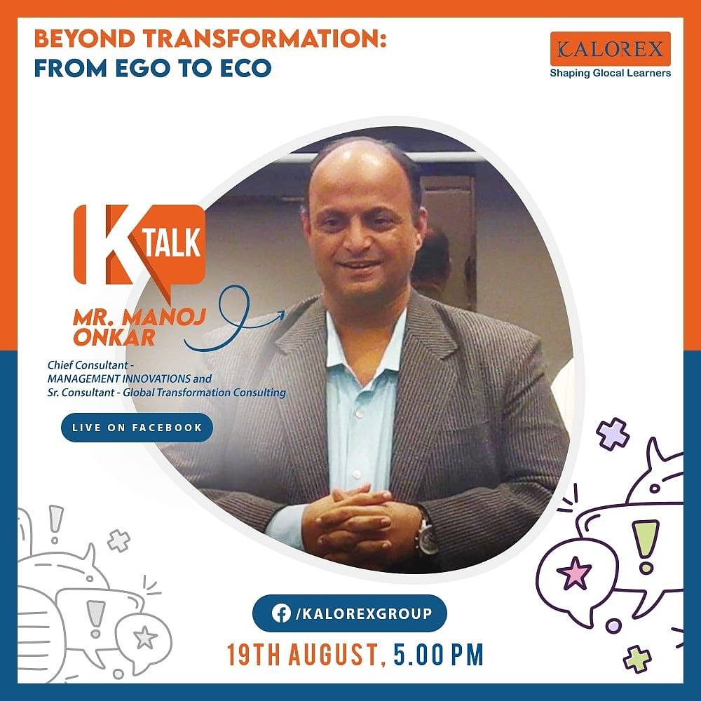 Kalorex Group  Ktalk, a series of powerful talks devoted to spreading ideas from India's most inspired thinkers, with the community of curious minds to engage and connect with each other.  #Ktalk #kalorex https://t.co/BcL1GDF0Yu