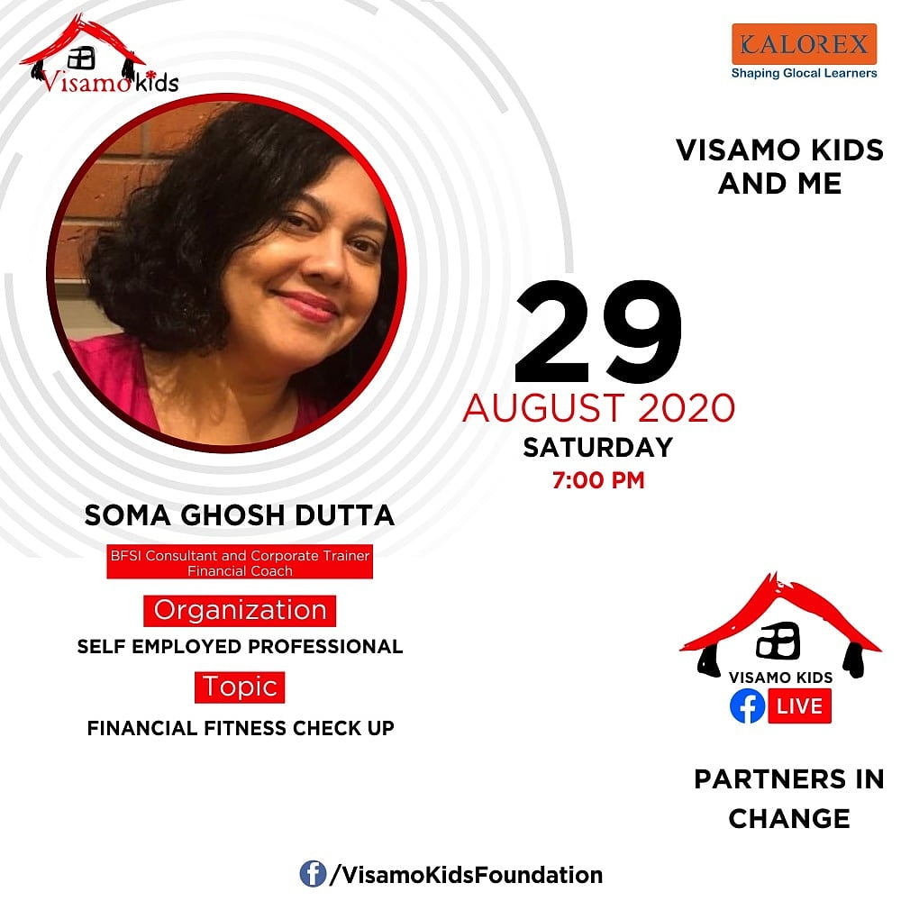 Visamo Kids Foundation - A shelter home in Bopal, Ahmedabad, housing underprivileged kids selected from across the state, brings to you all, a series of powerful talks by Visamo Parivaar.  #PartnersInchange #Kalorex #RTE #collaboration #C #NGO #Impact #financialplanning https://t.co/wCJ2EA0Nog