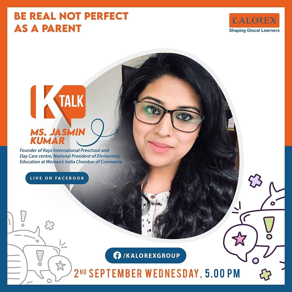 Kalorex Group  Ktalk, a series of powerful talks devoted to spreading ideas from India's most inspired thinkers, with the community of curious minds to engage and connect with each other.  #Ktalk #Kalorex https://t.co/3ZqN2zrpH8