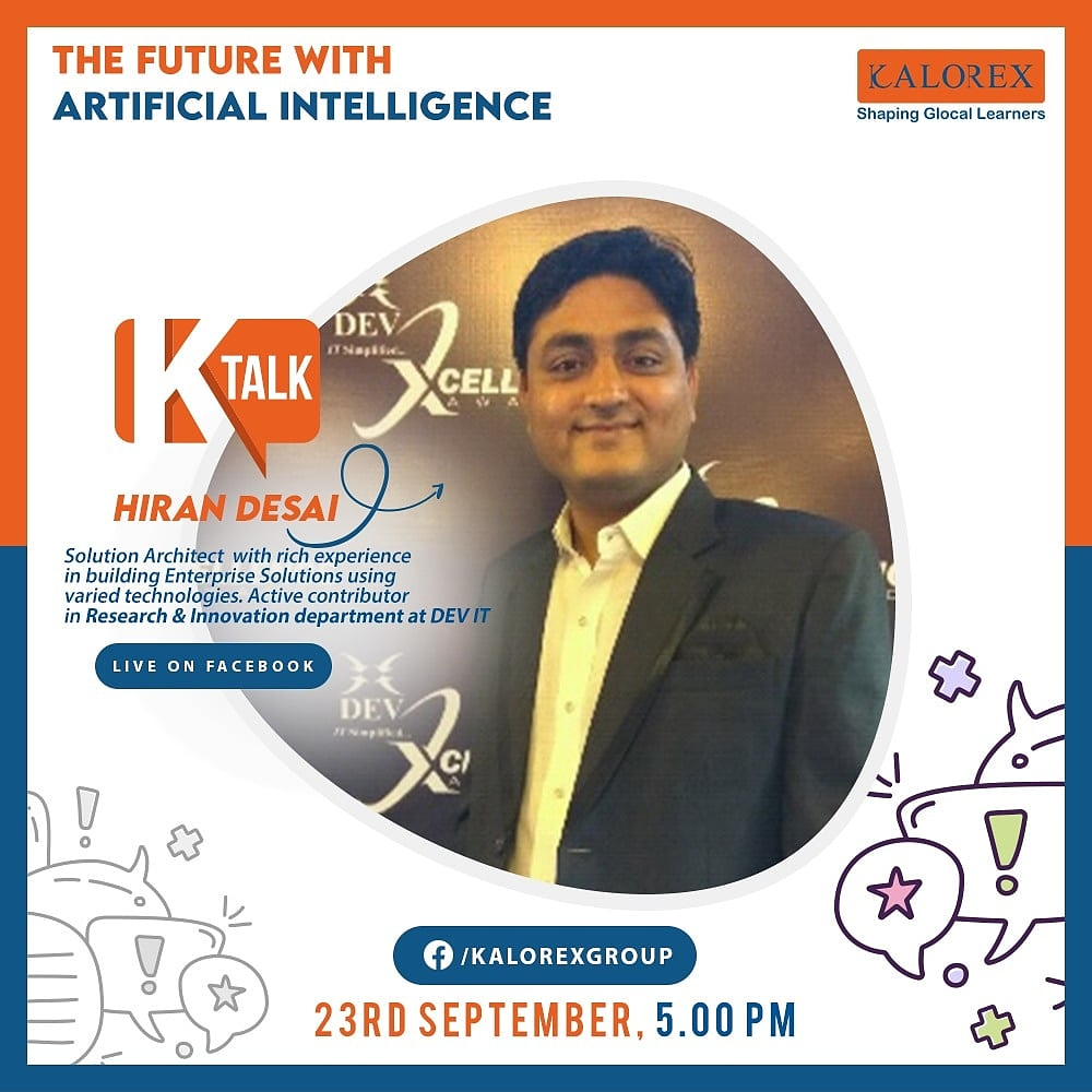 Kalorex Group  Ktalk, a series of powerful talks devoted to spreading ideas from India's most inspired thinkers, with the community of curious minds to engage and connect with each other:  #Ktalk #Kalorex https://t.co/fRuFSzcy9L