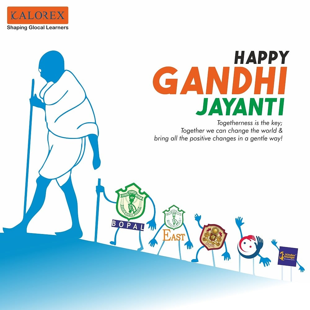 Mahatma Gandhi's birth anniversary on October 2 reminds the world of the timelessness of his ideals.   Gandhi Jayanti is the perfect opportunity to look within and imbibe his philosophies.   Let's salute the Father of the Nation!   #MahatmaGandhijayanti #Kalorex #YaliHo https://t.co/4aSSJvSjBx