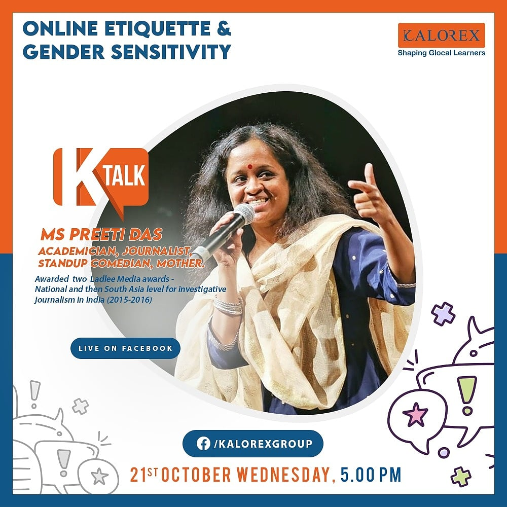 Kalorex Group:  Ktalk, a series of powerful talks devoted to spreading ideas from India's most inspired thinkers, with the community of curious minds to engage and connect with each other.  #Ktalk #kalorex https://t.co/mzOiMQfGHu