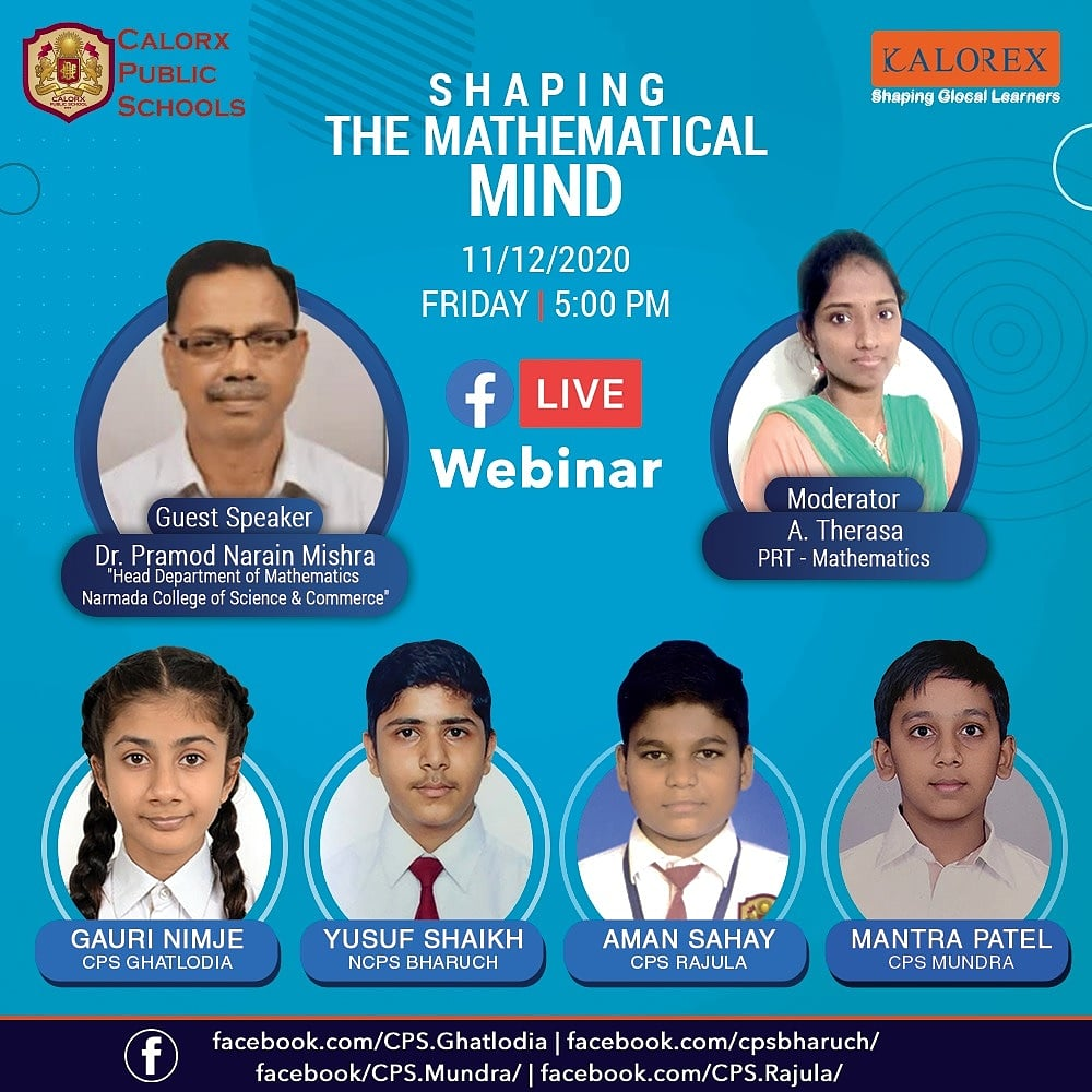 Our today's webinar is based on