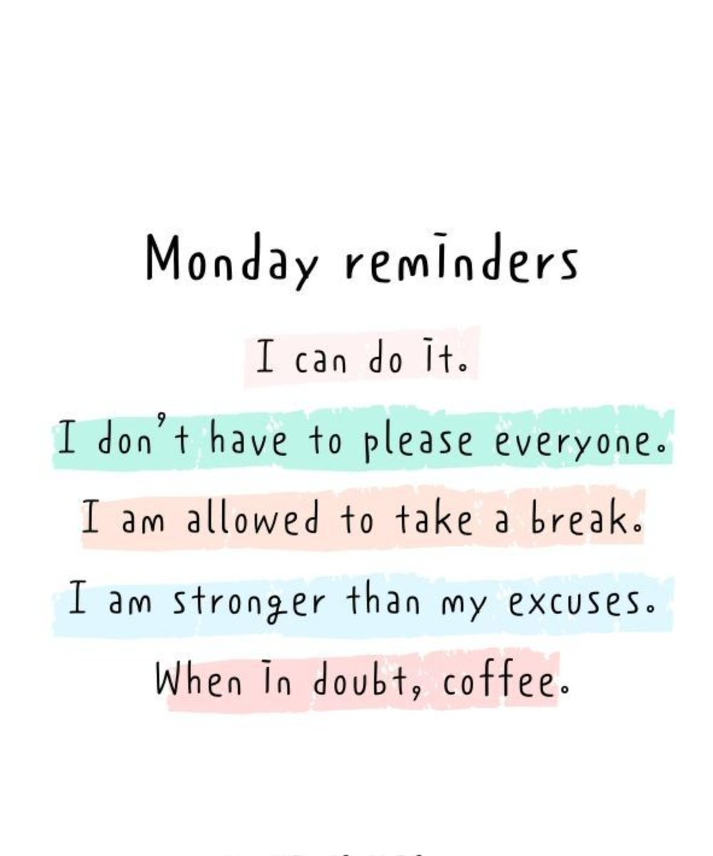 Another Beautiful Monday morning : I AM STRONGER THAN MY EXCUSES #MondayMotivation #mondaythoughts #MPS #Shroffism https://t.co/9pRQsfmjsK