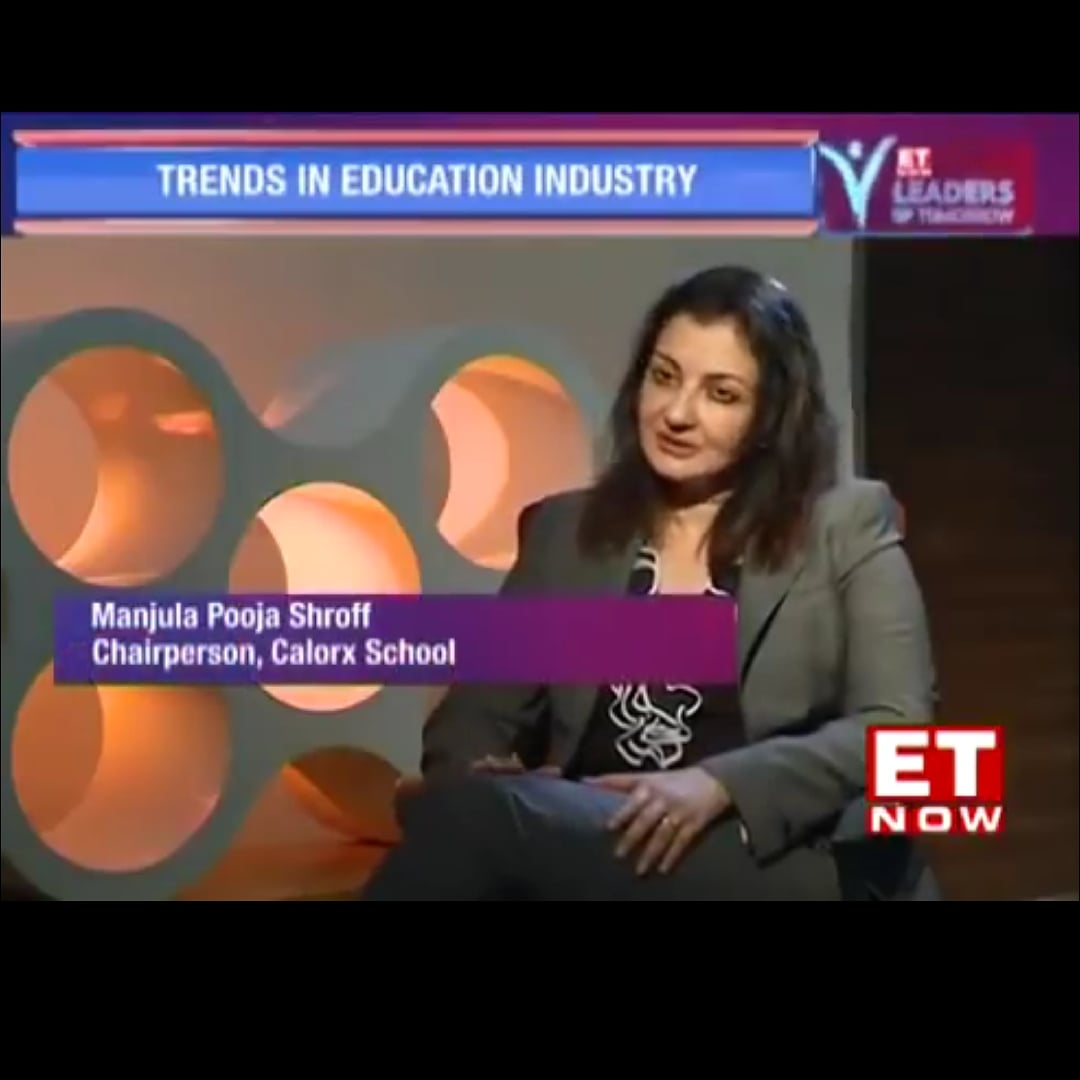 Dr. Manjula Pooja Shroff in a candid interview with ET.  This interview in 2017 seems to be quite predictive in terms of  points mentioned here do get addressed through the NEP 2020. https://t.co/atkSsjx5IF   #NEP #educationmatters #MPS #manjulapoojashroff #shroffism #Kalorex https://t.co/2BNzFn1UMw
