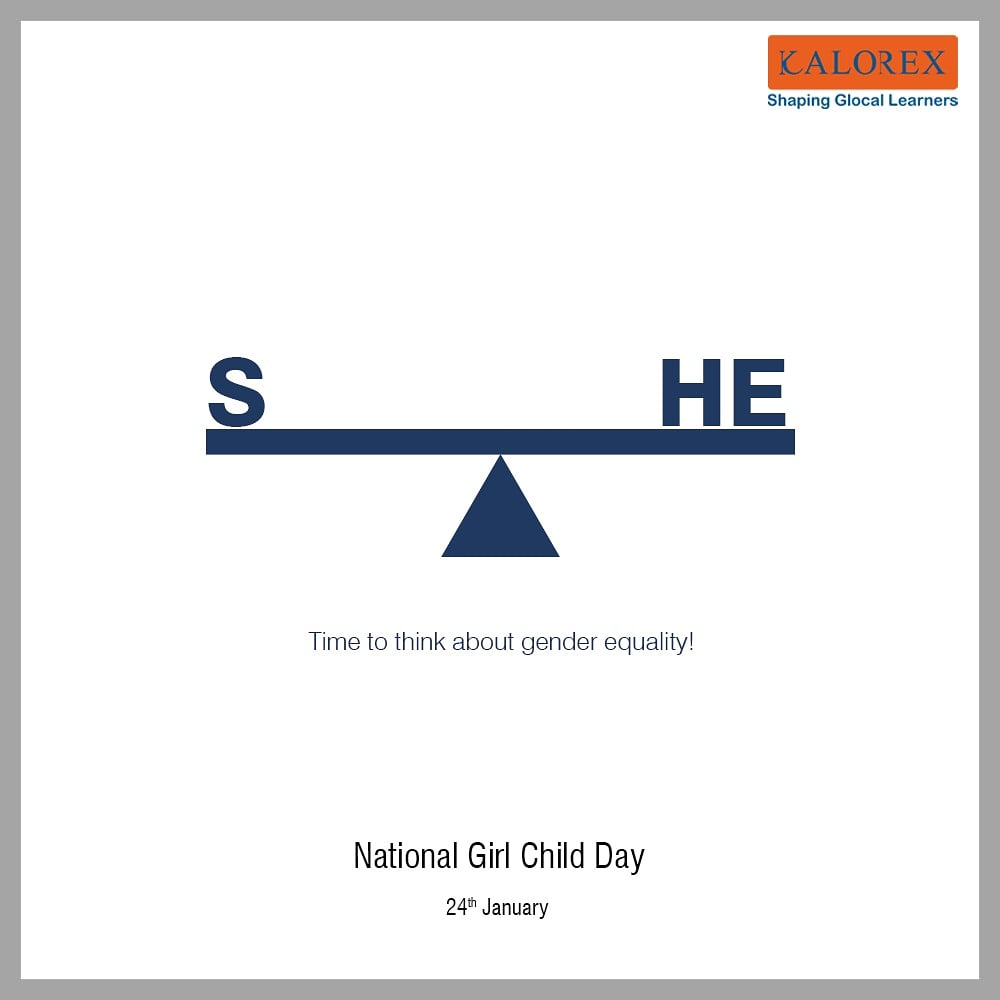 'She' is in 'He' and 'He' is in 'Her' They are absolutely beautiful together The balance of both  is the true essence of nature Let's pledge today to restore this equity forever....  #NationalGirlChildDay #respect #equality #balance #manjulapoojashroff #MPS #shroffism https://t.co/7bpaSNoreR