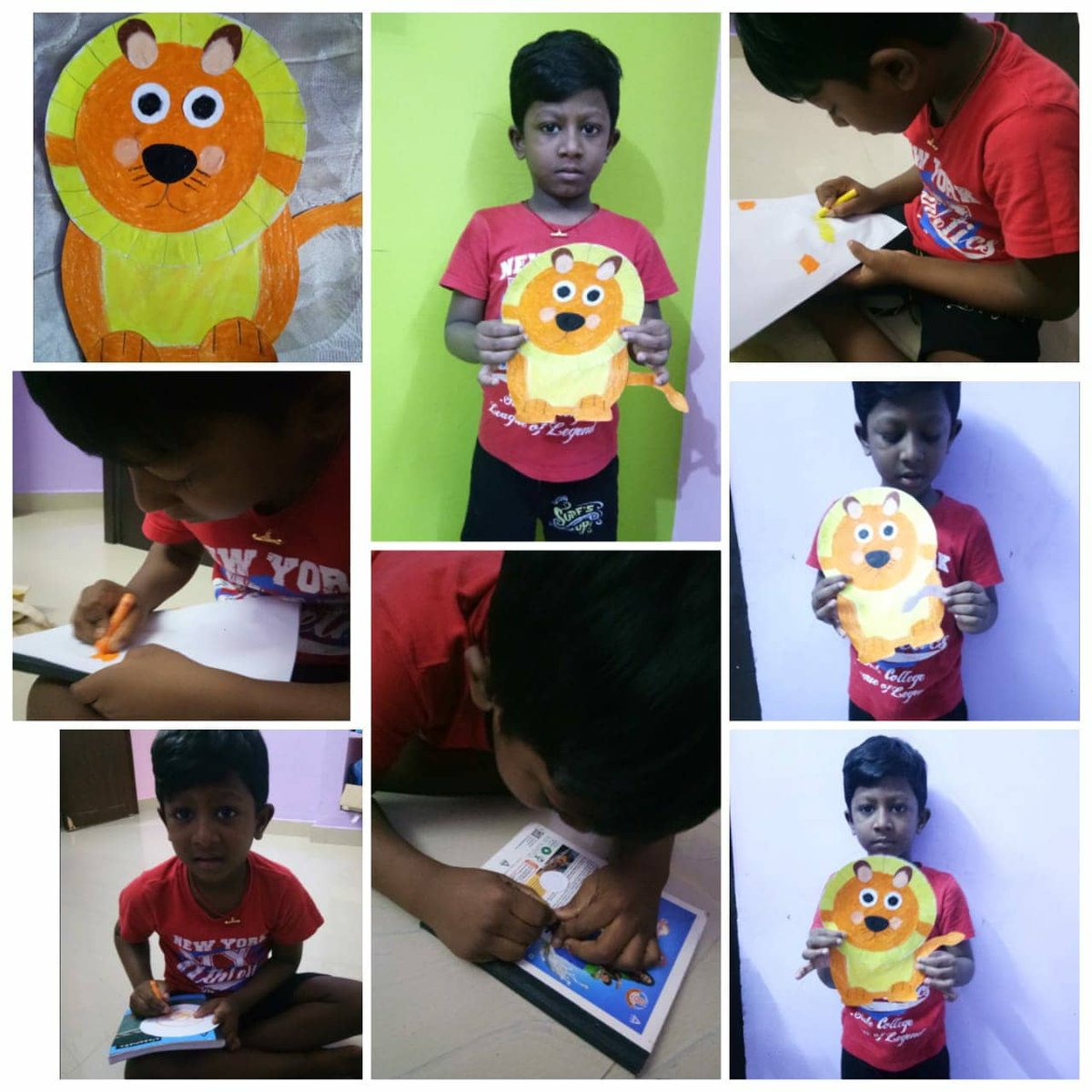 Painting is a way for children to convey ideas, express emotion, use their senses, explore color and in the process enjoy themselves. Painting can have a very calming effect.  #painting #arts #expression #students #KPRS #kindergarten #Kinderlounge #chennai #Kalorex  #MPS https://t.co/HRQ6syiU1R