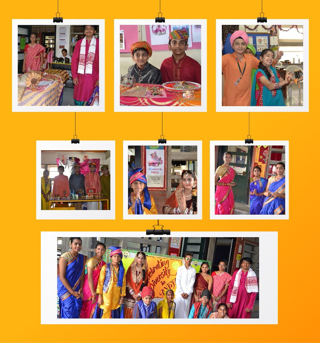 Diversity of Indian Culture being taught in Prerna , using Role Play technique. This teaching method enables the students to immerse themselves fully into a situation through role interaction leading to experiential learning.  #indianculture #SLN #prerna #DPSBopal #Kalorex #MPS https://t.co/oq7S4zca6g