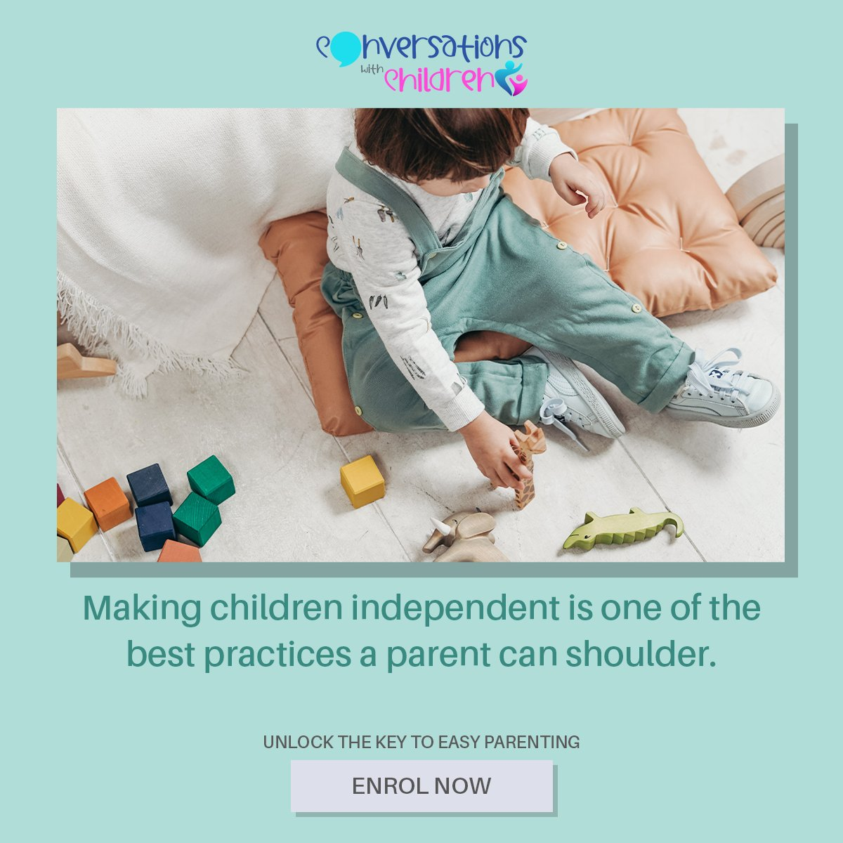 A confident, independent child is a dream for all the parents. Unlock the key to easy parenting. https://t.co/Z1ajAUcJNP  #elearning #parenting #children #newparents #understandingkids #parentingproblems #parentinghacks #parentingcourse #kids #newdad #happyparenting #kids https://t.co/KinhNbI6tr