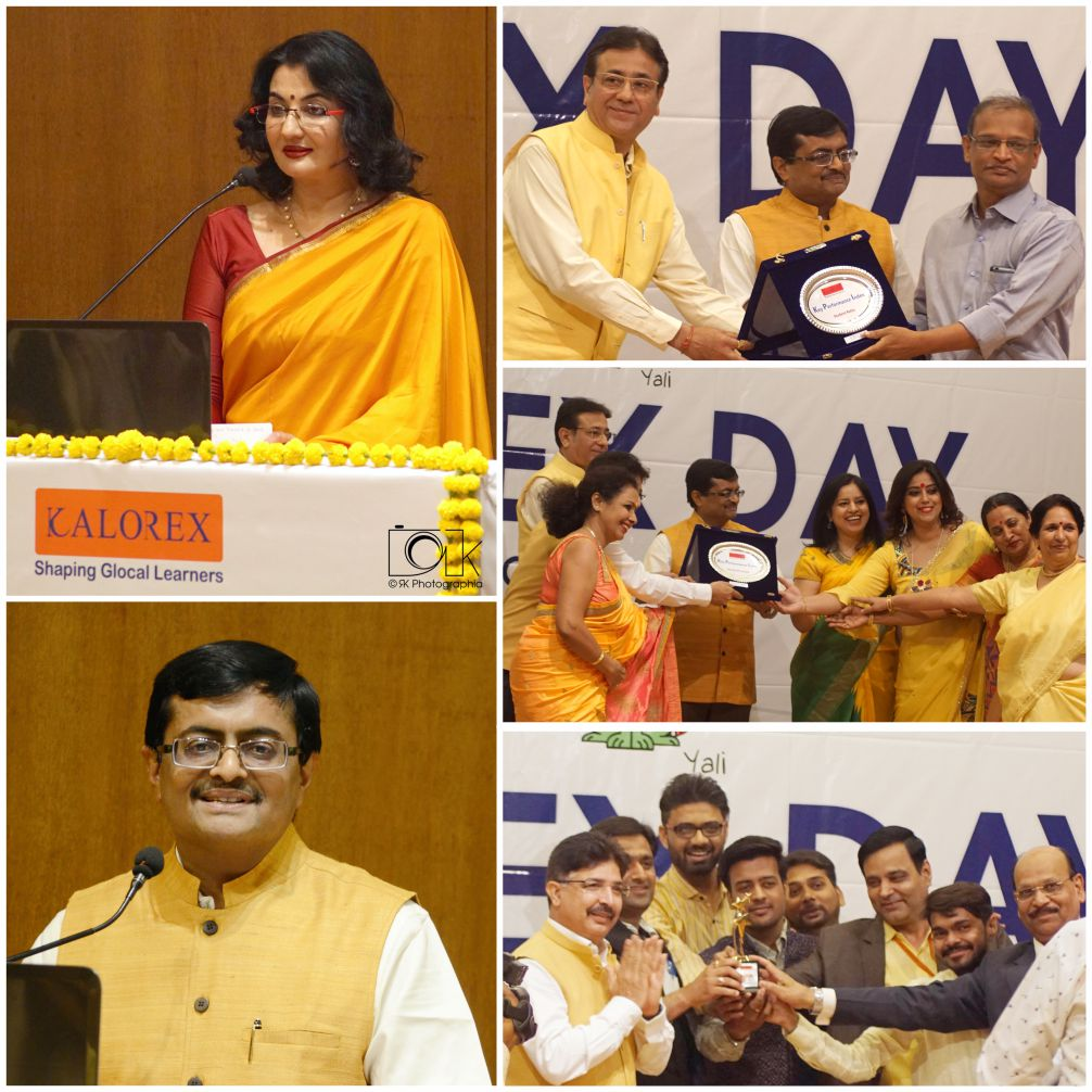 #23rdKalorexDay. Some glimpses from the eventful evening filled with pride, team spirit & aspirations. #MPS #Kalorex https://t.co/lD3LiPY6lc