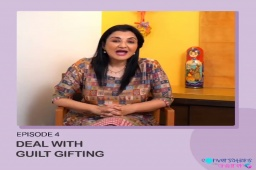 The more the parents work, the more time they are away and the more is the desire to COMPENSATE with gifts.  Deal with guilt gifting  https://t.co/Z1ajAUulcp  #parentingcourse #parentingtips #understandingkids #athomelearning #education #learnfromhome #learnonline #millenialmom https://t.co/vp2ZfhAgVy